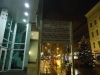 Eingang Checkpoint Charlie Schild - Amerikanischer Sektor