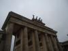 Nahaufnahme Brandenburger Tor