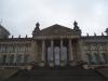 Dem Deutschen Volke - Eingang zum Reichstag