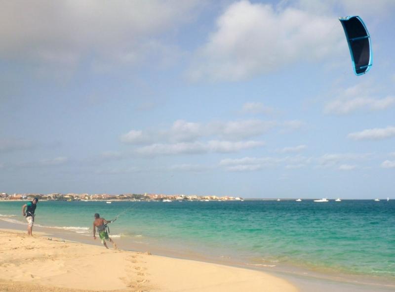 Insel Sal Kapverden: Paradies zum Surfen und Kiten