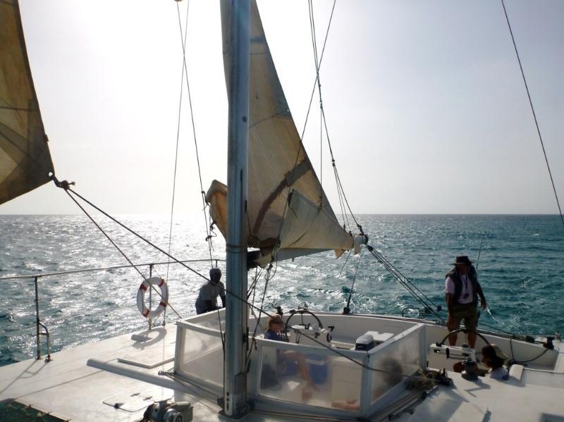 Kapverden Urlaub: Bootstour Sal