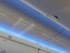 Lichtkonzept der neue Boeing auf Tuifly Flug - Sal (Kap Verde)