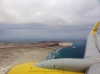 Anflug auf Boa Vista - Kapverdische Inseln