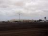 Landeanflug - Sal (Kap Verde)