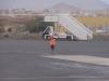 Ankunft am Airport  - Sal (Kap Verde)