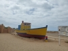 Boot am Strand Riu Garopa - Sal (Kap Verde)