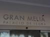 Hotel Eingang - Gran Melia Palacio de Isora (Teneriffa)