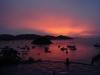 Sonnenuntergang in Buzios (Brasilien)