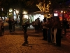 Nachtleben / Tänzer in Buzios (Brasilien)