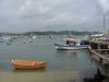 Boote in der Bucht von Buzios (Brasilien)