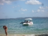 Boot in der Bucht von Buzios (Brasilien)