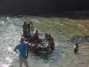 Fischer mit ihrem Fang in Buzios (Brasilien)