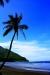Sabang Beach auf Palawan