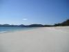 Traumhafter Sand auf Whitehaven Beach