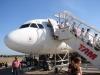 TAM Flugzeug Airport Iguacu