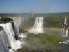 Regenbogen an den Iguazu Wasserfällen / Cataratas do Iguaçu
