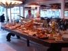 Frühstück im Luxus-Hotel Das Cataratas