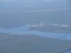 Flugzeugaufnahme / Luftbild Nationalpark Iguazu