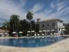 Pool im Luxus-Hotel Das Cataratas