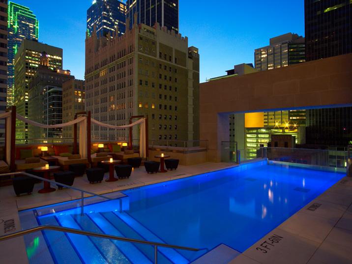 Die 10 coolsten hotel pools der welt urlaubmachen 365 for Design hotel kette