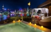 Infinity Pool und Spa - Foto: Intercontinental Hotel Hongkong