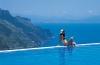 Panorama Pool - Hotel Caruso - Oravello (Italien)