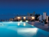 Nachtaufnahme Pool - Hotel Caruso - Oravello