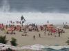 Strand der Copacabana - Sehenswürdigkeiten in Rio