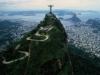 Jesusstatue und Corcovado - Sehenswürdigkeiten in Rio