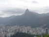 Ausblick auf Rio und den Corcovado - Rio de Janeiro (Brasilien)