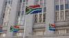 Nationalflagge - Kapstadt (Südafrika)