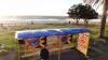 Bus stop Camps bay - Kapstadt (Südafrika)