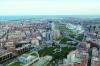 Luftbild: Valencia in Spanien am Mittelmeer