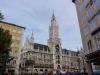 Marienplatz mit Rathausturm (Neues Rathaus) München