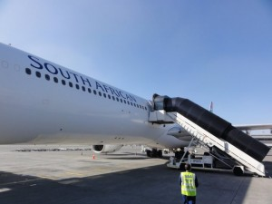 Direktflug mit South African Airways Frankfurt - Johannesburg