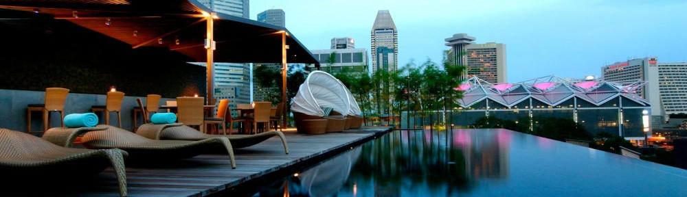 Unser Luxus-Hotel in Singapur: NAUMI