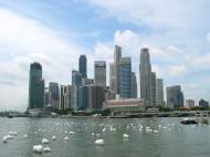 Noch 5 Wochen: Singapore calling!