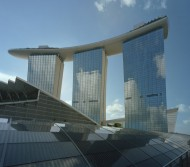 Marina Bay Sands: Luxus der Superlative