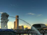 Asien für Einsteiger: Kurztripp nach Singapur