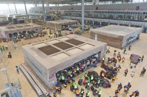 Eröffnung verschoben: BER Flughafen Willy-Brandt Airport Berlin hat Brandschutzmängel