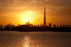 Dubai Skyline, Foto: Dubai Sunset, the_dead_pixel, CC BY