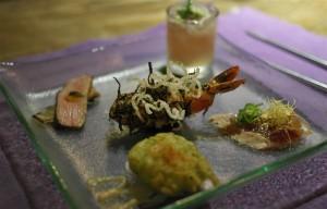 Abendessen auf Gili Lankanfushi - Dinner Time