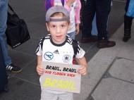 WM 2014-Fieber: Mit Condor ins Land des Sambas