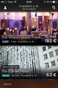 HotelTonight Erfahrungen: App im Test