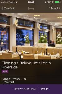 Hoteltonight: Hotels lastminute buchen per App
